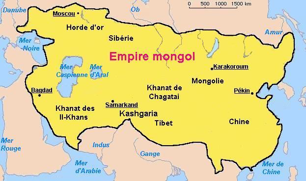 Монголия выплатит Украине компенсацию за разрушенный Киев
