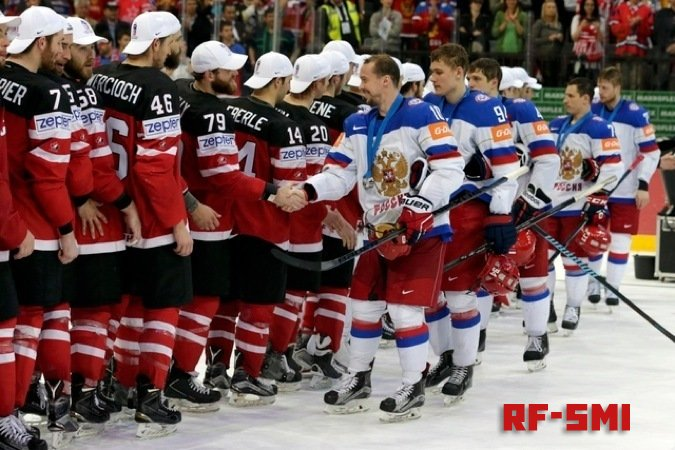 Сборная России по хоккею не просто так ушла перед гимном Канады