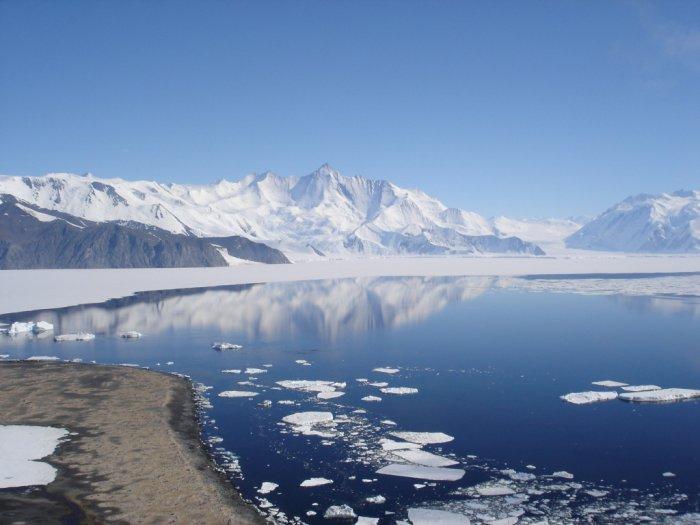 Серьёзная борьба за Арктику