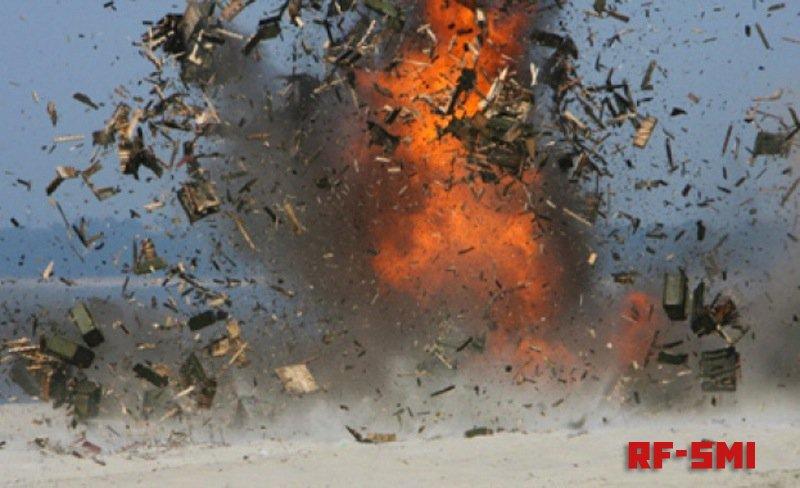 На позициях ВСУ произошла детонация боеприпасов, заявили в ДНР