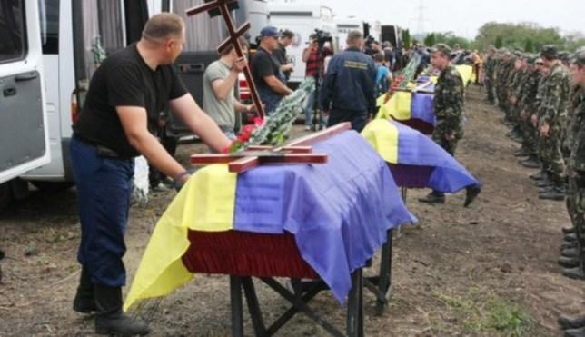За минувшие сутки в зоне АТО погибли 6 солдат ВСУ. 14 ранены