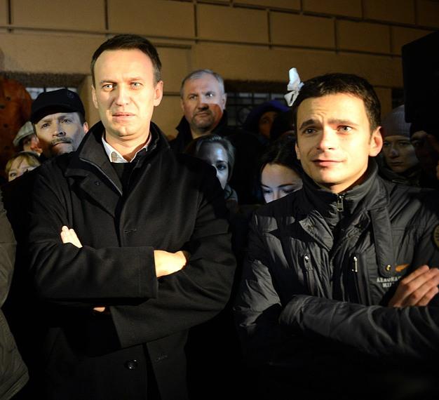 Навальный бросился за помощью в партию Яблоко