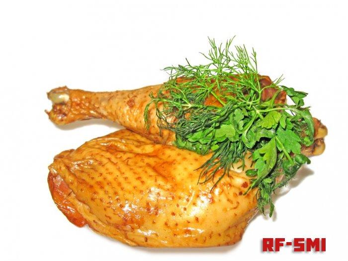 Российскую курятину признали опасной для жизни