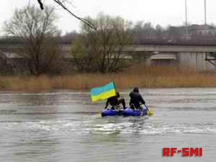 Украинские пограничники захватили танзанийский сухогруз