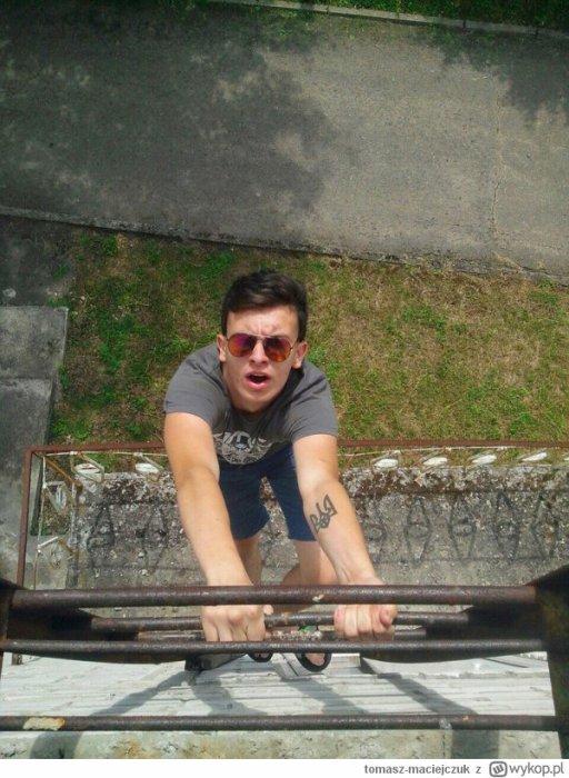 Украинский студент оскорбил память убитых в лагере Майданек евреев