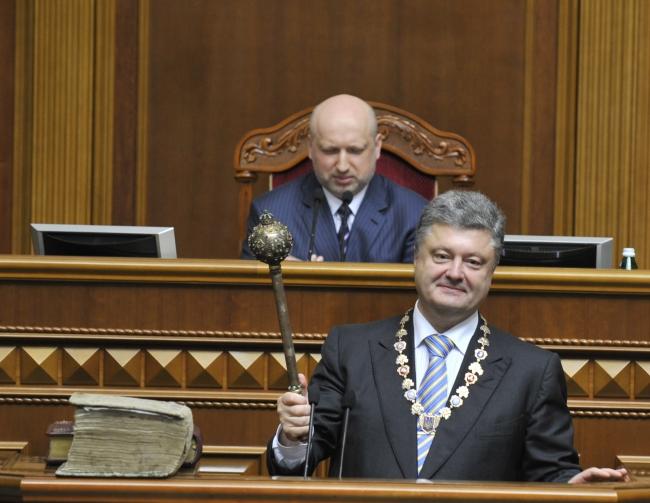Порошенко отказался от переговоров с руководством ДНР