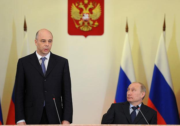 В. Путин: из $5 млрд кредита МВФ Украине - $3 млрд нам