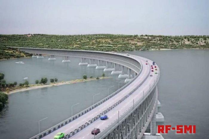 Керченский мост стал обрастать подробностями