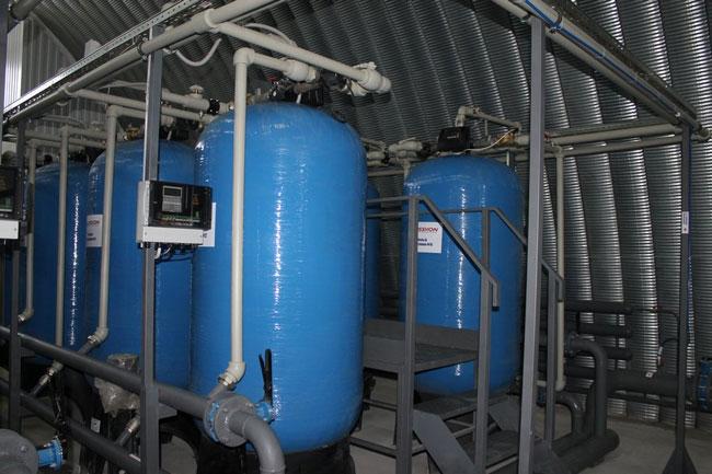 Три станции очистки воды установят за 130 млн в Можайском районе в 2016 г