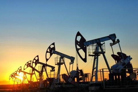 Нефть марки Brent упала ниже 45 долларов за баррель