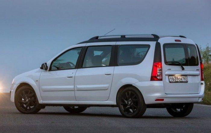 АвтоВАЗ выпустит газовую версию Lada Largus в 2018 году