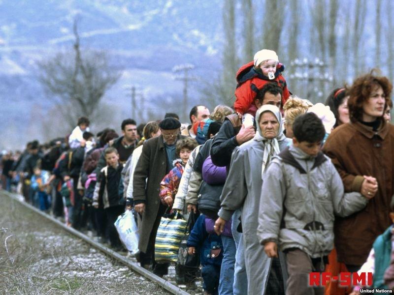 В 2015 году численность мигрантов в мире достигла 244 млн человек