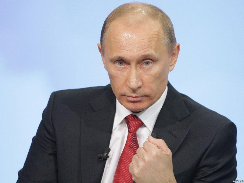 Путин: данные о гражданских жертвах появились до ударов ВКС РФ в Сирии