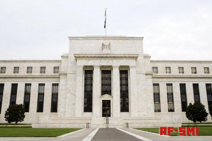 ФРС:  Долг США растет в 10 раз быстрее экономики