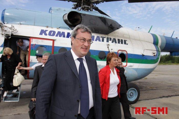 Возбуждено уголовное дело в отношении главы республики Коми