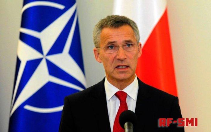 Генсек НАТО ушел от ответа на вопрос о праве Турции перебрасывать исламистов в Карабах