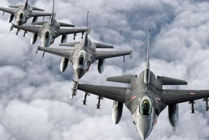 ВВС Турции за один день нарушили воздушное пространство Греции 42 раза
