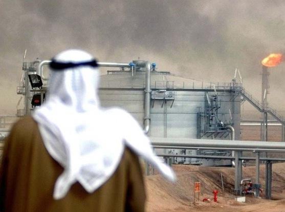 В Саудовской Аравии затоварка нефтью.