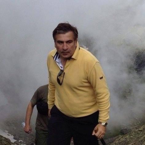Мишико Саакашвили рассказывает о своем возвращении на Украину