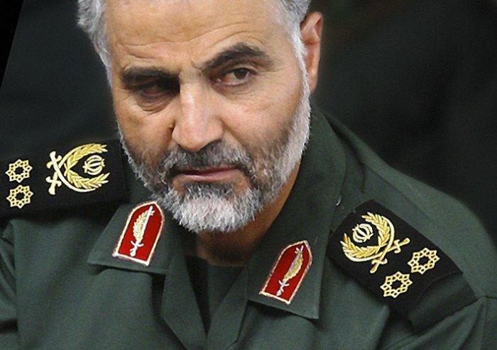 Под ракетным ударом США  погиб глава КСИР генерал Касем Сулеймани
