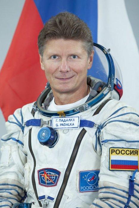 """Космонавт Геннадий Падалка: """"Женщины в космосе нужны""""."""