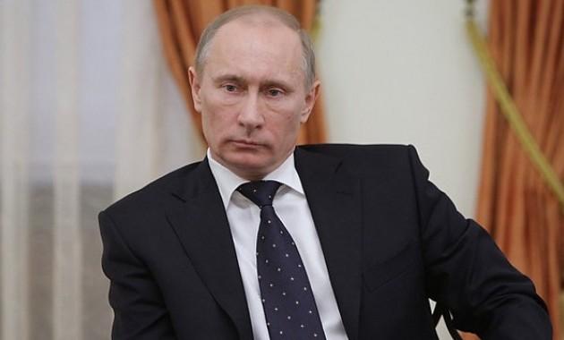 Владимир Путин обратился кСША
