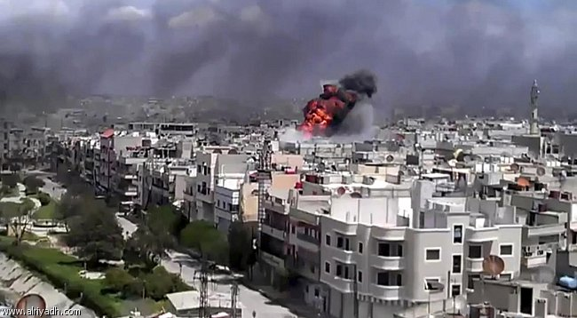 Сирийская армия уже на улицах Алеппо. Идут ожесточенные бои
