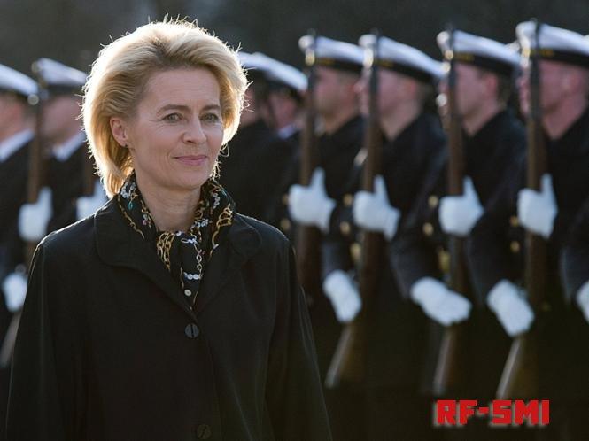 Министр обороны ФРГ призвала РФ рассекретиться