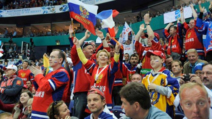 Россия победила США и вышла в полуфинал ЧМ по хоккею