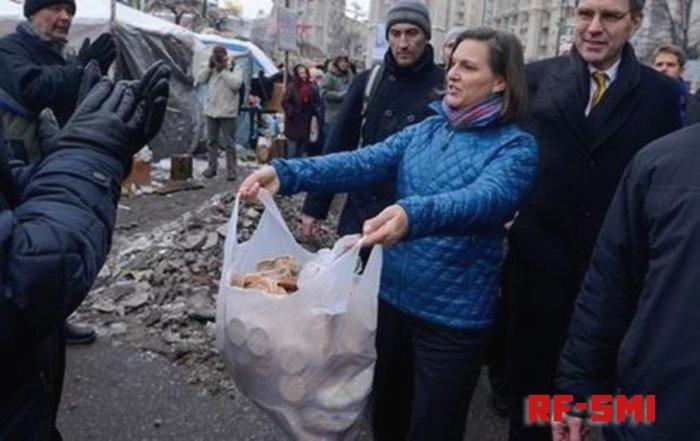 Виктории Нуланд отказали в российской визе.