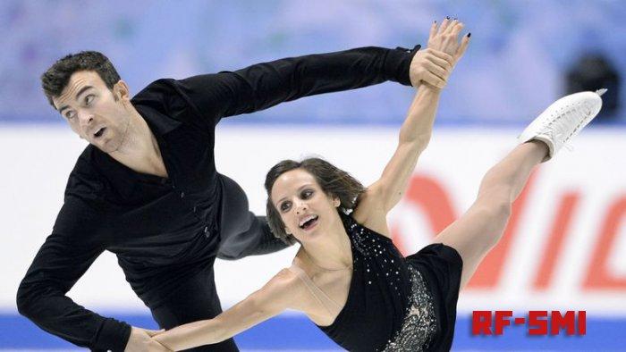 Пара фигуристов Столбова и Климов выиграла Гран-при в Москве