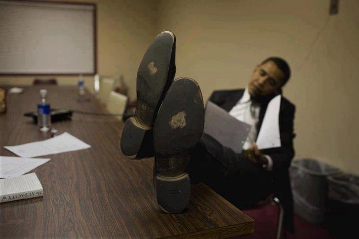 The Washington Post: пока Обама валяет дурака... мир уже другой