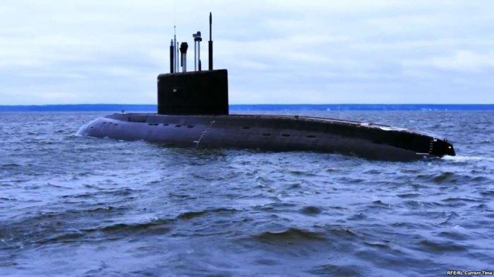 Атомная подлодка произвела пуск баллистической ракеты по полигону на Камчатке