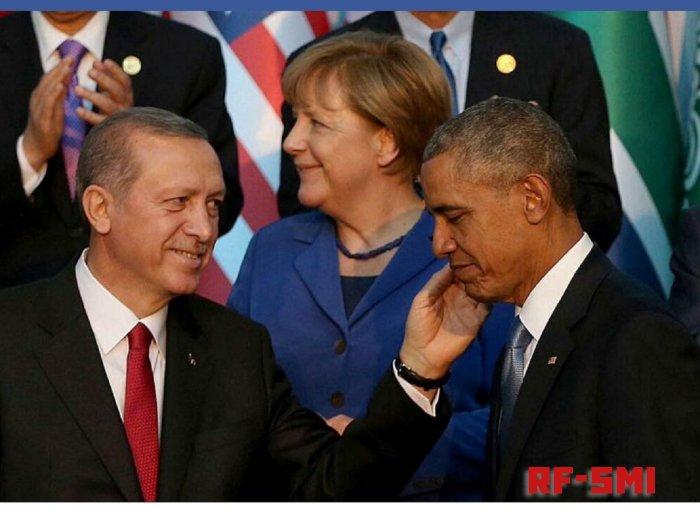 Эрдоган угрожает Меркель, если Германия признает геноцид армян