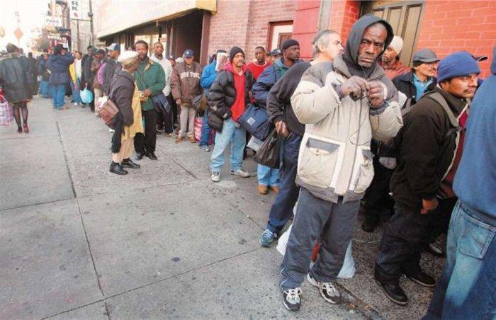 ABC News: миллионы граждан США встречают новую неделю безработными