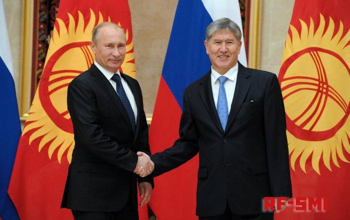 В Турции госпитализирован президент Киргизии