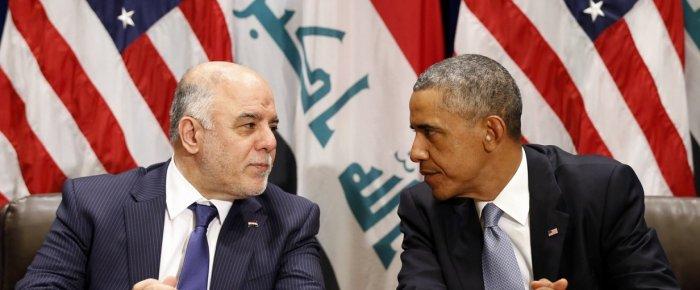 Обама призвал Эрдогана  вывести военных из Ирака