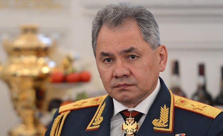 В Минск с рабочим визитом прибыл министром обороны РФ Сергей Шойгу