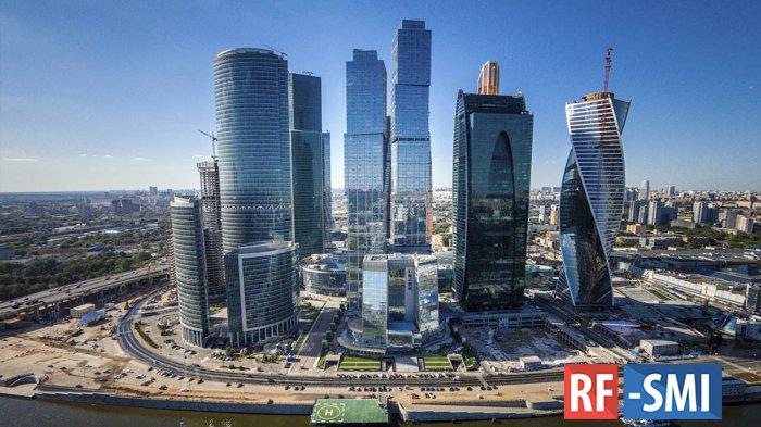 В Москве и около столицы находятся около 25% всего населения страны.