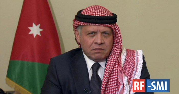 Король Иордании планирует встречу с Путиным в Москве