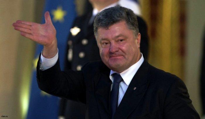 П. Порошенко назвал New York Times частью гибридной войны....против Украины