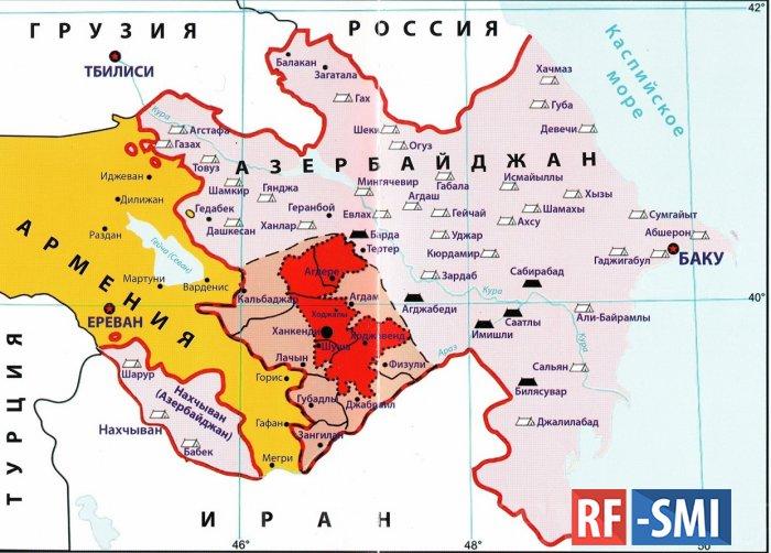 Азербайджан оценил ущерб от действий Армении в $818 млрд