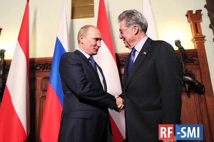 Путин назвал одного из ключевых партнеров России в Европе