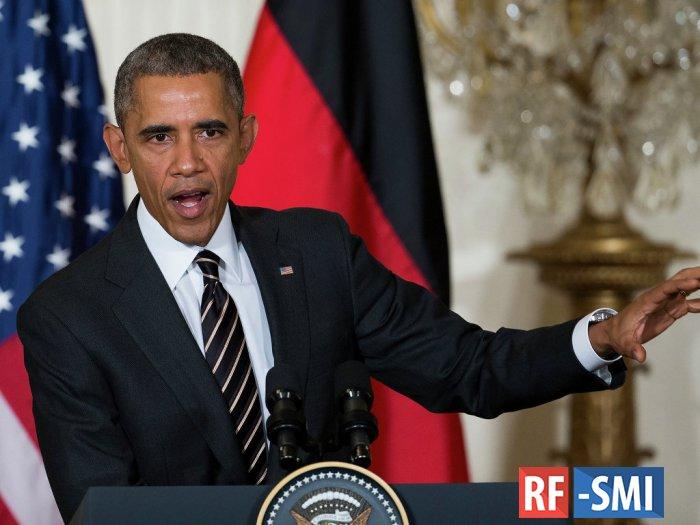 Обама обвинил Россию в нежелании отказаться от ядерного оружия