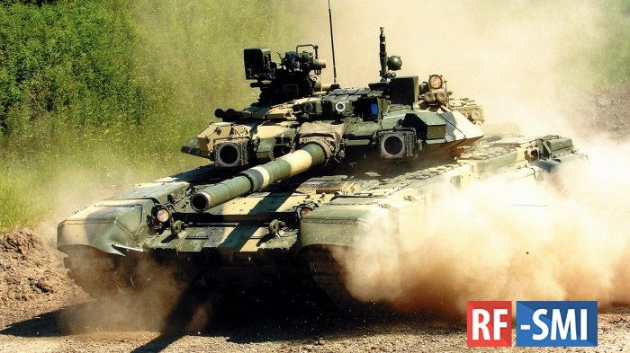 Российская армия в этом году получит почти две сотни новейших танков