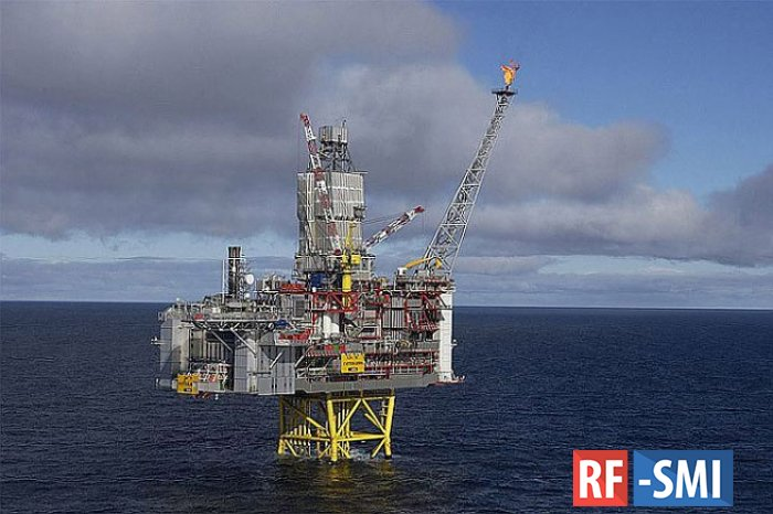 Норвегия увеличит траты из фонда благосостояния из-за дешевой нефти