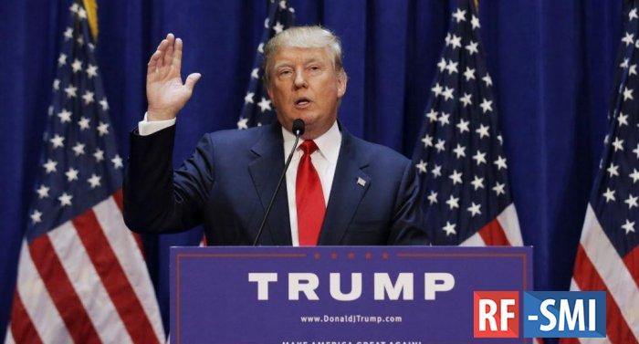 Д. Трамп подписал новый миграционный указ