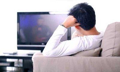 Просмотр телевизора грозит преждевременной смертью
