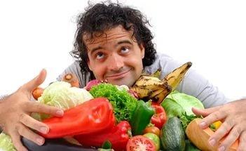 Вегетарианцы могут прожить на 3,5 года дольше мясоедов