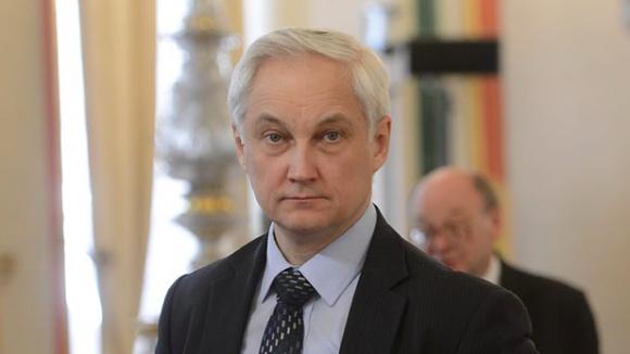 Андрей Белоусов допустил ослабление российской валюты